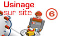 Usitorque Engineering : usinage sur site